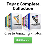 Topaz Photoshop Plugins Complete Collection