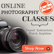 Craftsy Photography Courses