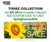 Topaz Photoshop Plugins Complete Collection on Sale May 2016 - 40% off