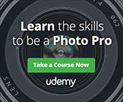 Save on Photography courses