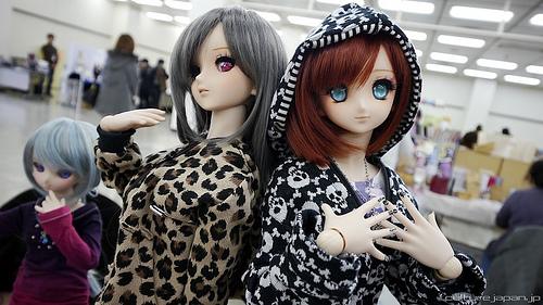 Doll Show Yokohama Dealer's Booth