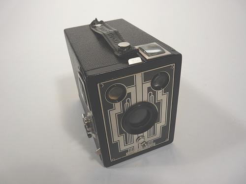 "Kodak brownie ""Six-20"" 1930's box camera"