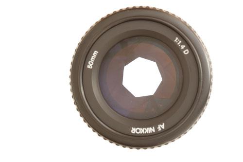 50mm/1.4 lens at f/2.8