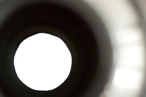 Aperture of Nikon 70-300mm/4.5-5.6 VR lens