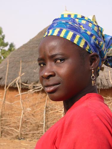 Niger Portrait