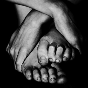 Feet Series photo by Victor Bezrukov