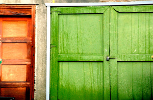 Garage Series photo by Courtney Nash