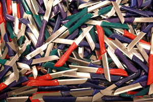 Pattern photo by Joost J. Bakker IJmuiden: Stainless Steel