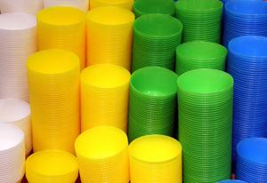 Pattern photo by Joost J. Bakker IJmuiden: Plastic
