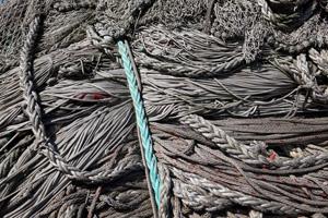 Pattern photo by Joost J. Bakker IJmuiden: Synthetic and artificial fiber