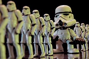 Stormtroopers Series by JD Hancock