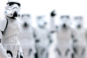 Stormtroopers Series by JD Hancock: The Boys In White