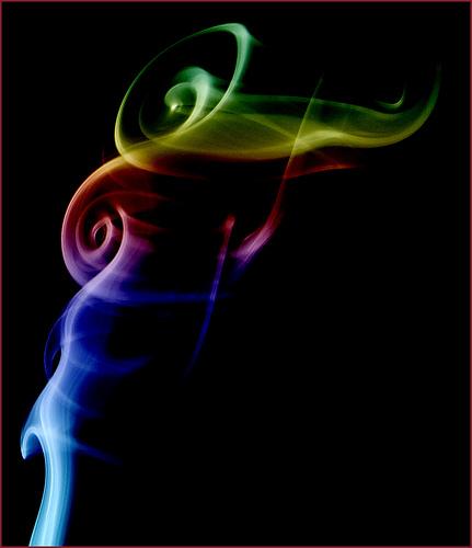 Smoke Art #35