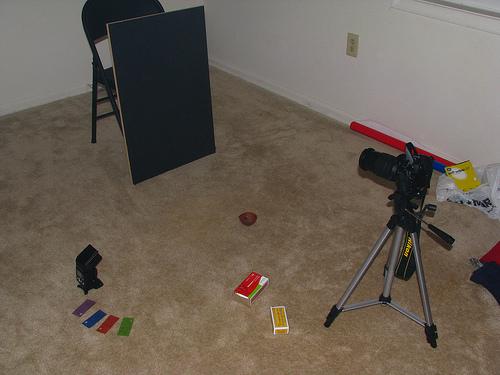 Smoke Series Setup