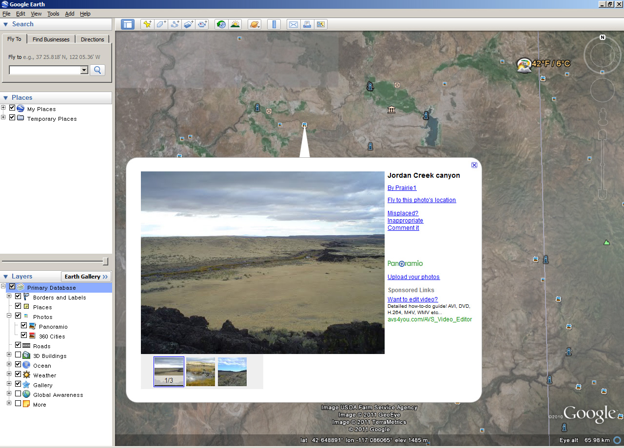 Using Geotagging to ma...