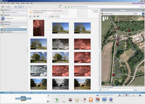 Geotagging Photos using Google Picasa