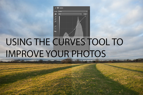 Using the curves tool in Photoshop etc. to improve your photos