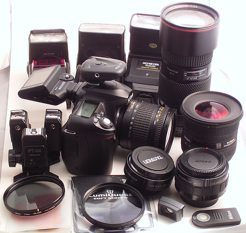 Digital Camera Types Explained – DSLRs and SLTs | Discover Digital
