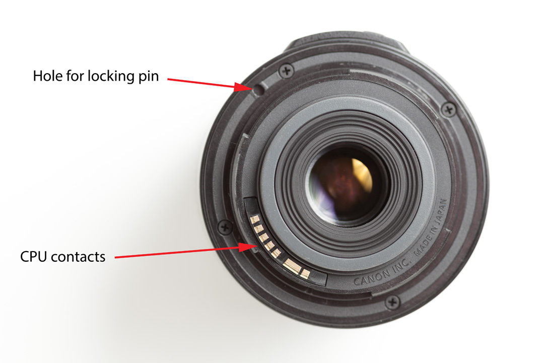 Lens mounts and interchangeable lenses | Discover Digital