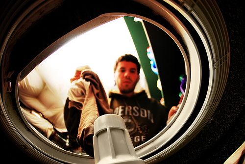 spin cycle - taken with a rented fisheye lens