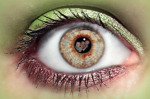 24 of 365 ~ Eye..