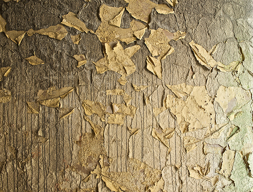 Old peeling wall texture