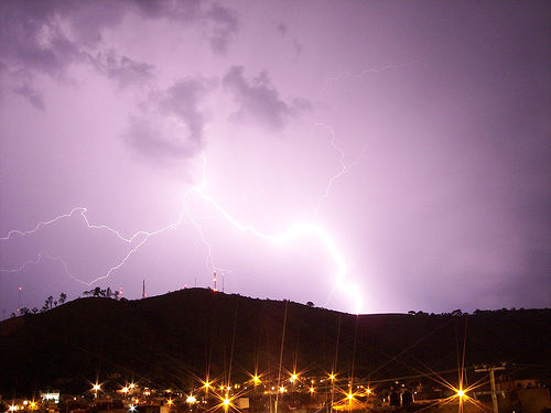 Rayo de Zeus / Zeus's Lightning - Tepic, Nayarit, MEXICO