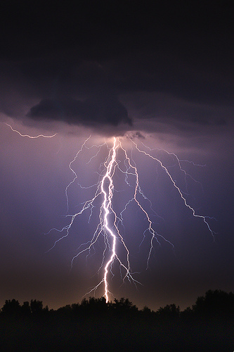 Ka-boom (lightning)
