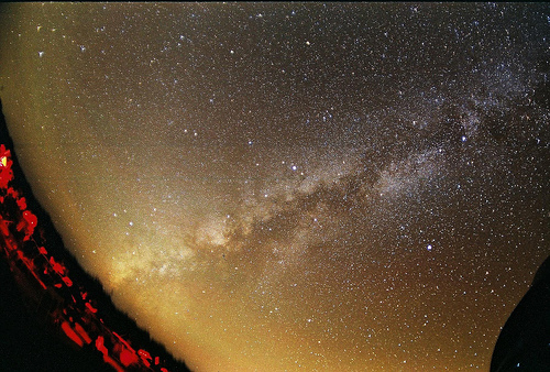 Fall/Late-Summer Milky Way