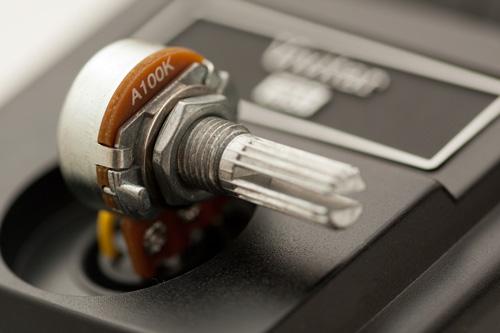 Vivitar 283 with cheap variable power mod