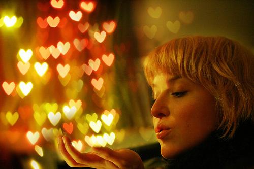 send a little love my way