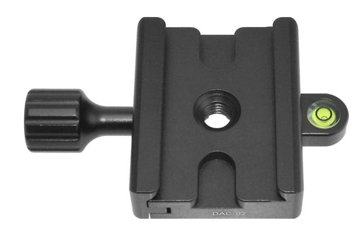 Arca Swiss compatible quick release clamp