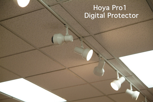 UV Filter Flare Test - Hoya Pro1 Digital