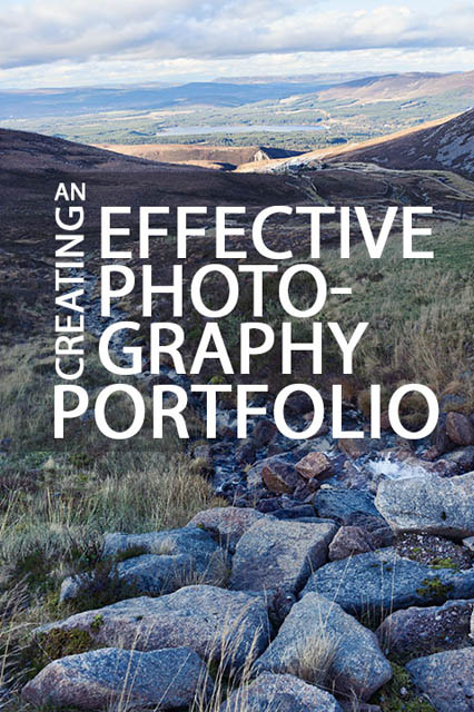 Creating An Effective Photography Portfolio