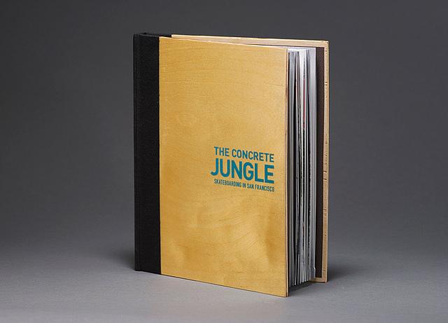 Concrete Jungle - Printed skateboard photography portfolio