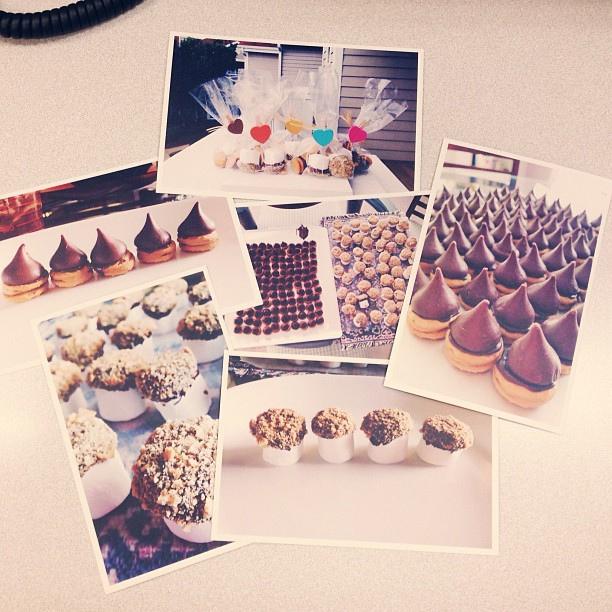 Party cakes photography portfolio