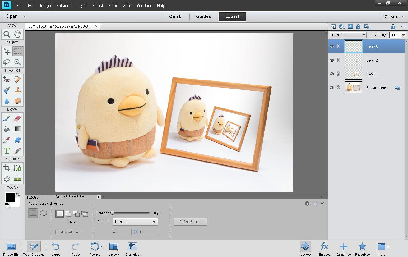How to create a Droste Effect recursive photo | Discover Digital ...