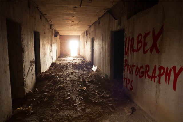 Urbex Photography Tips
