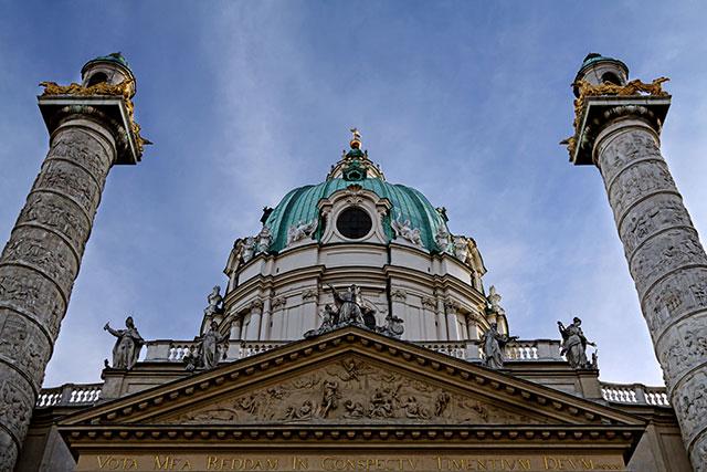 Karlskirche, Wien
