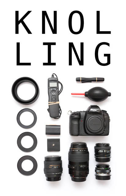 Knolling Photography - Photographing Neatly Arranged Items