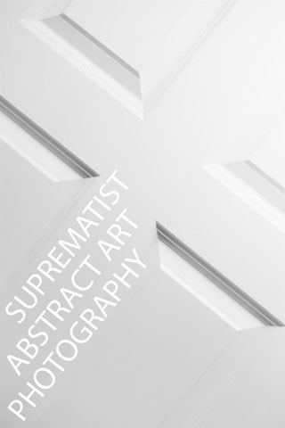 Suprematist Abstract Art Photography