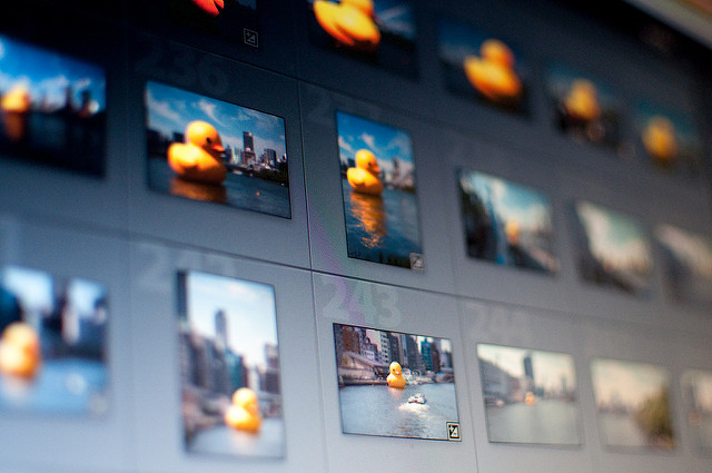 Sorting photos in Lightroom