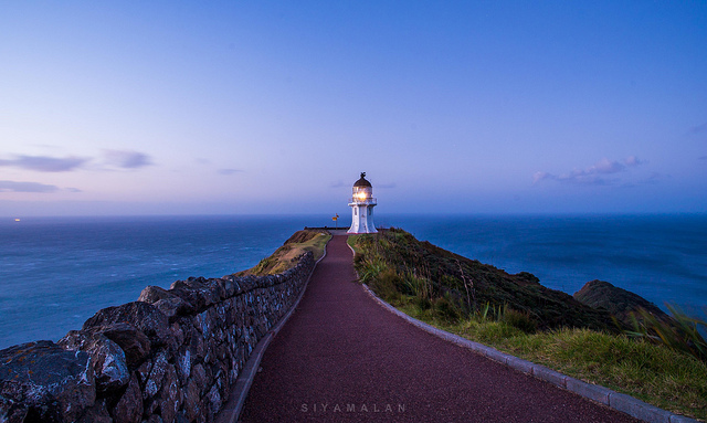 The Lighthouse - Cape Reinga