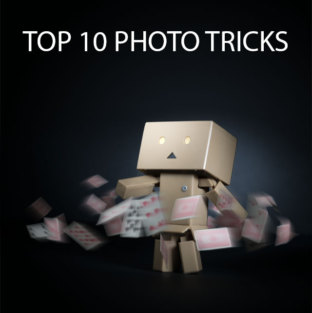 Top 10 Photography Tricks