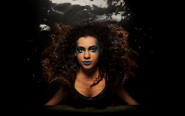 Waterdiva - underwater portrait